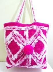 Kavita fashions Cotton Fabric and Canvas Beach Tote Bag