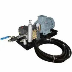 Single Phase Electric Operated Hydro Test Pump