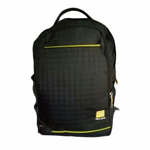 Black Real Bag Waterproof School Bag f7942e4dd8f16