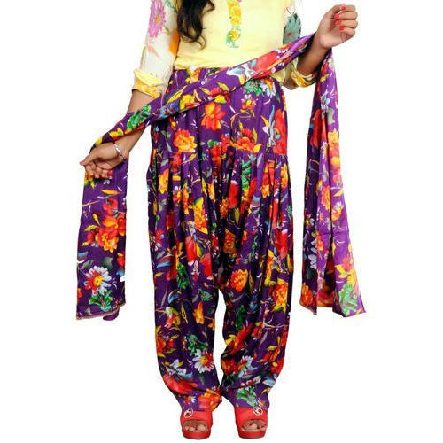 6171422b1e Cotton Printed Patiala Salwar, Rs 200 /set, Kirpa Collection | ID ...