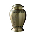 Crafted Metal Urns