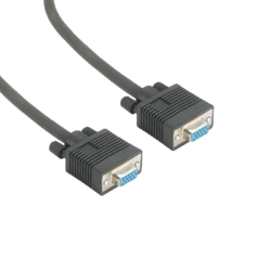 VGA To VGA Female Cord