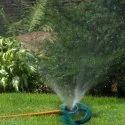 Kawachi Heavy Duty Lawn Sprinkler for Yard Watering Non-Clog Lawn Garden Spot Sprinkler