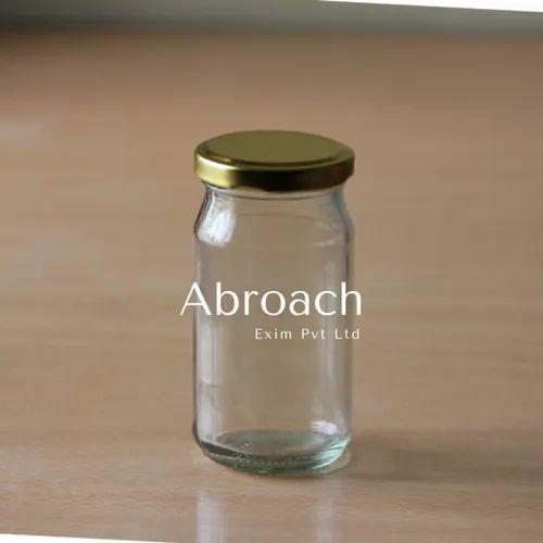 200ml Glass Pickle Jar
