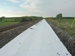 Geotextile For Railway