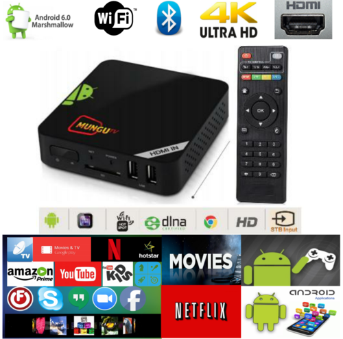 Smart Tv Box Android Device