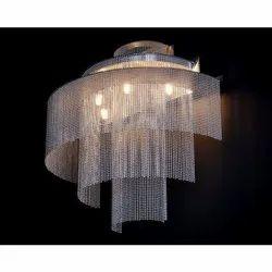 LED Glass Designer Chandelier Light