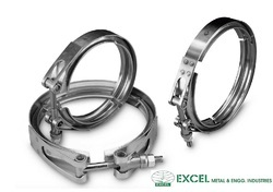 V - Band Coupling Clamps
