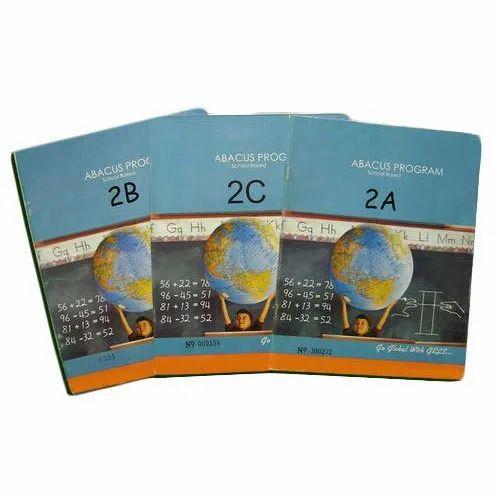 Level 2 Junior Abacus Book