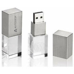 Crystal Pen Drive