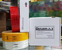 Reflomax Vci9 Retro Reflective Conspicuity Tapes AIS 090