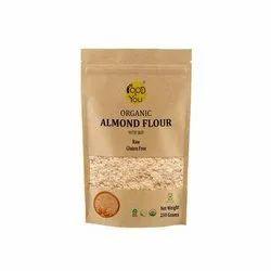 Food 4 You Organic Almond Flour 250 g