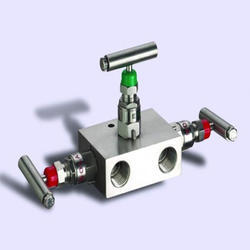 Block Type 3 Way Valves