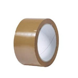 Plain Brown BOPP Tape