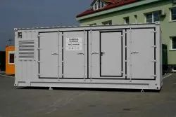 Mobile Refrigerated Containers