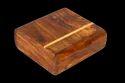 Green Rectangle Designer Wooden Box, For Gifting