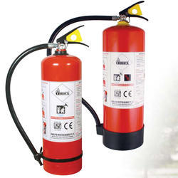 Water Type Fire Extinguisher (Stored Pressure)