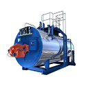 FBC Fired Hot Water Boiler
