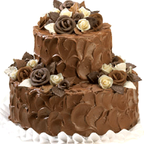 Two Tier Chocolate Cake At Rs 4500 Piece Rajshree Complex Ahmedabad Id 16521999862