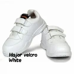 Daily wear Aspire White Gola Shoes, Size: 1x3, 4x5 And 6x10