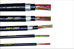 DELTON 50 Pair Jelly Filled Armoured Cable