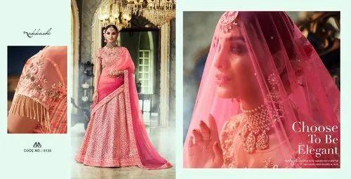 Wedding Wear Lehnga Choli