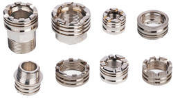KBI Brass PPR Inserts, for Pipe Fitting