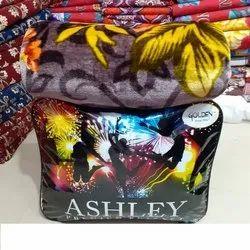 Ashley Double Bed Mink Blanket