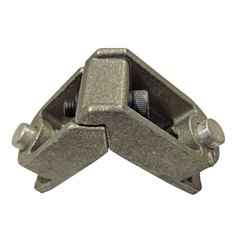 Aluminium 35mm Corner Cleat