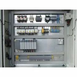 Rice Mills PLC Control Panel For Food Processing Units, Rice Mills, Dal Mills, And Flour Mills