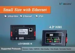 LEVI-2043E-N WeCON 4.3Inch HMI with Ethernet Port