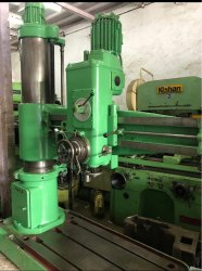 HMT Radial Drilling Machine