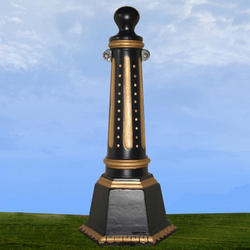 Athletic LED Bollards (DBL-001-LED)