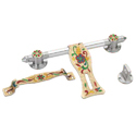 Decorative Maharaja Door Aldrop Kits
