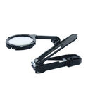 Pedder Johnson Magnifying Lens Stand (with Nail Cutter)