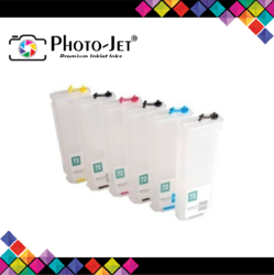 Refillable Cartridge for HP Design Jet 1500