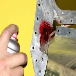 Visible Dye Penetrant Testing Service
