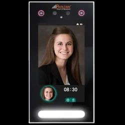 REALTIME PRO 1700 Face Recognition Time Attendance System