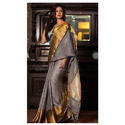 Linen Saree For Ladies