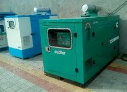 Water Cooling Used Diesel Generators