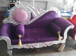 Metal Wedding Sofa