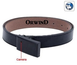 Spy Camera WiFi Belt Personal Safety