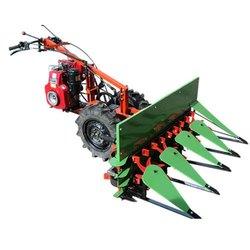 Diesel Power Reaper  Machine
