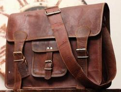 Messenger Bag, Laptop Bag, Shoulder Bag, Leather Bag, Handmade Bag, Men's Leather Bag, Vintage Bag