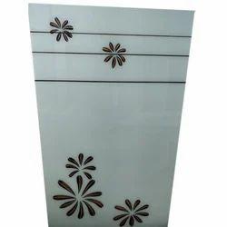 Decorative Slider Glass