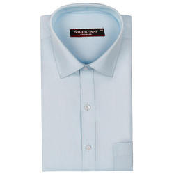 Premium Light Blue Color Formal Shirt