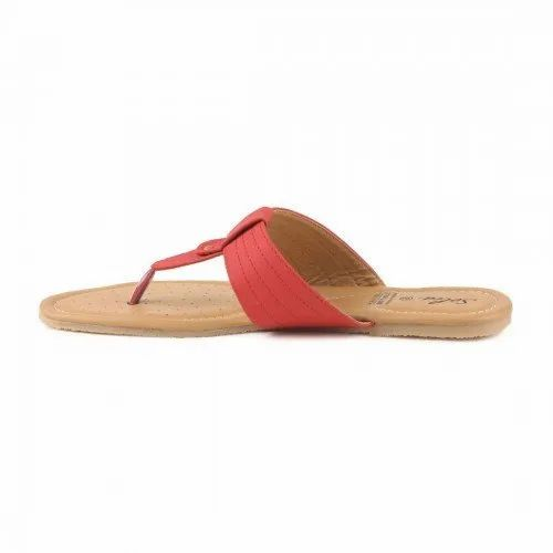 dd69d48e2 Paragon Women Red Solea Plus Flip-Flops Sleeper