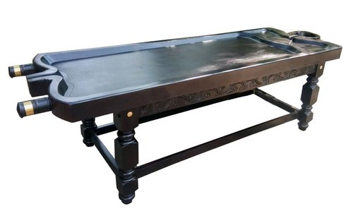 Executive Wooden Massage Table