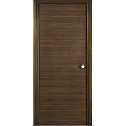 Wood Brown Laminated Door