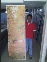 UV Printing On Wood Tiles Acrylic Printing Service